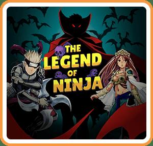 The Legend of Ninja v1.0 NSP XCI For Nintendo Switch