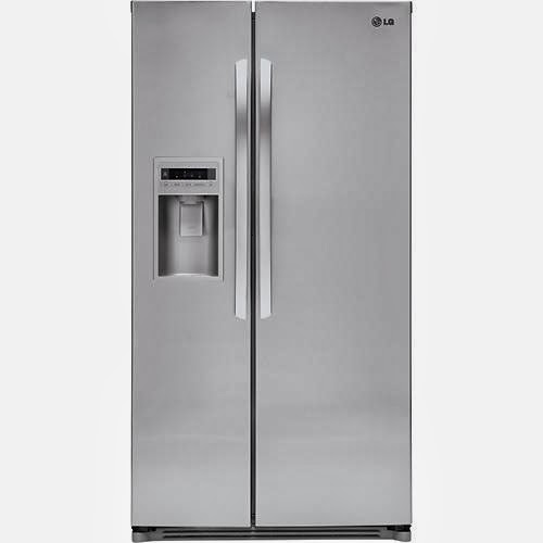 lg refrigerators for sales lg lsc27925st side by side refrigerator. Black Bedroom Furniture Sets. Home Design Ideas