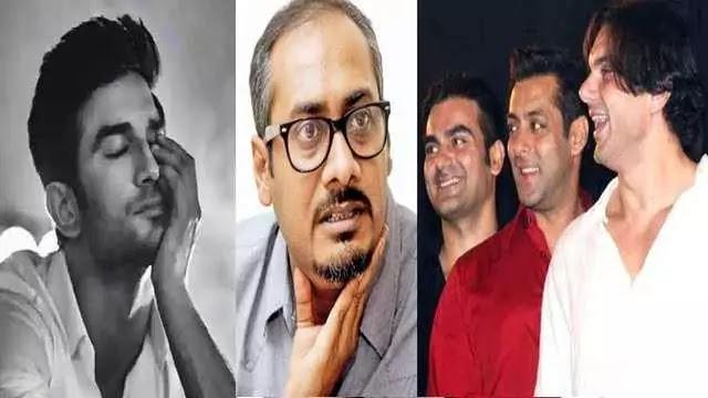 Abhinav kashyaps accusing Salim Khan, Salman Khan Family after Sushant Singh Rajput suicide