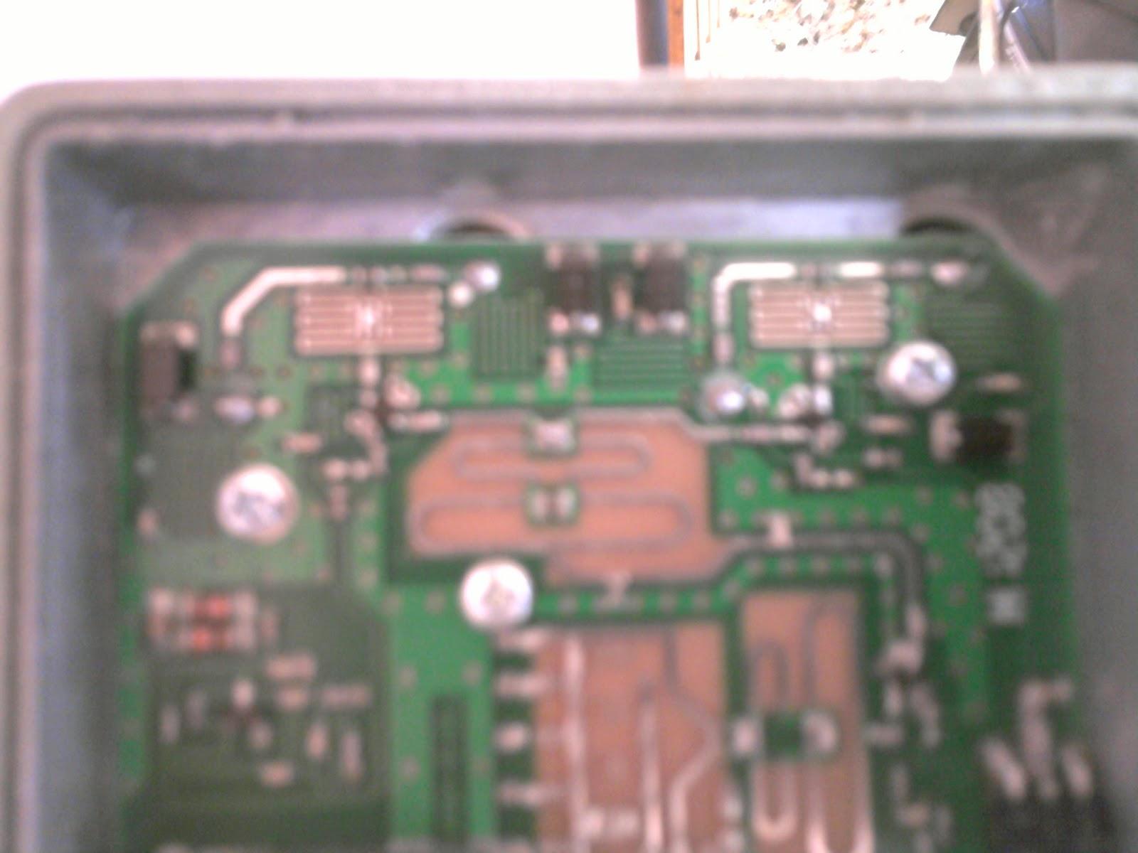 LNB Matrix C-Band Quatro One Cable Solution