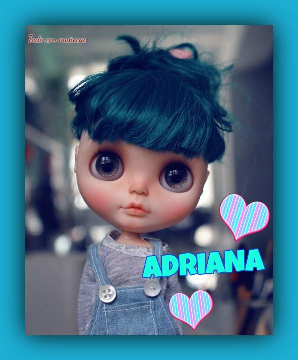 ADRIANA Y SU SIGNIFICADO
