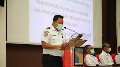 Tingkatkan Kompetensi, Avsec Bandara Hang Nadim Ikuti Diklat