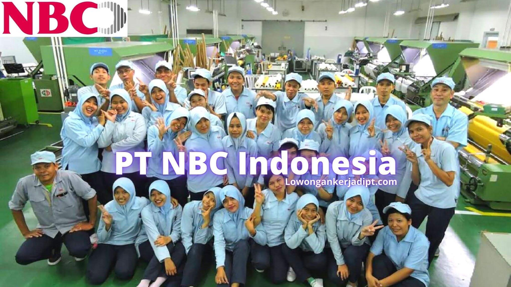 Lowongan Kerja Pt Nbc Indonesia Karawang Lowongankerjadipt Com