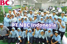 Lowongan Kerja PT NBC Indonesia Karawang