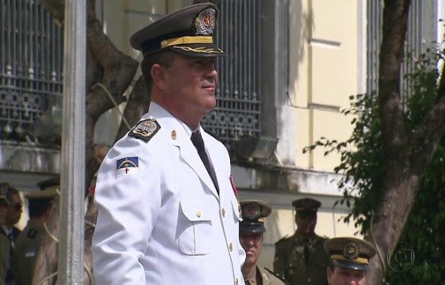 Após episódio violento no protesto contra Bolsonaro no Recife, Polícia Militar de Pernambuco tem novo comandante