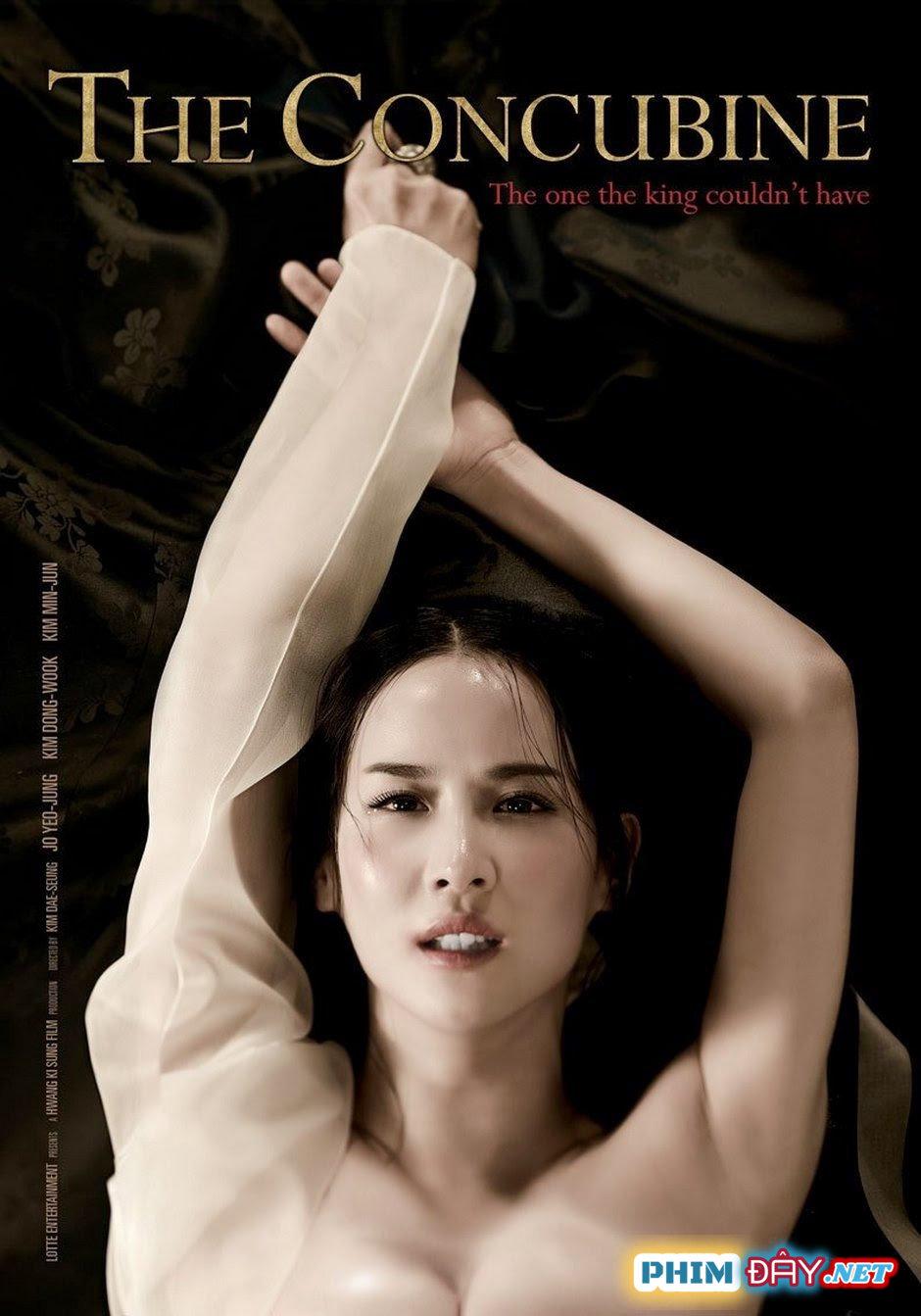 Tình Ái Vương Phi (HẬU CUNG) - The Concubine (2012)