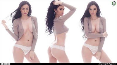Kim Domingo In FHM 2