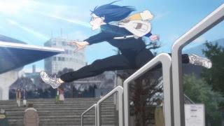 ハイキュー!! アニメ 4期 烏野高校 マネージャー  清水潔子(CV:名塚佳織 ) | Kiyoko Shimizu |  Haikyuu!! Karasuno High Manager | Hello Anime !
