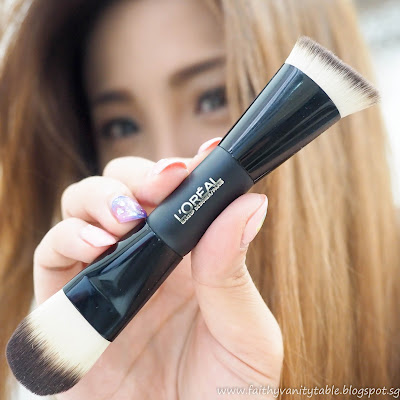 L'Oréal Paris Makeup Designer Makeup Brushes Review and Demo