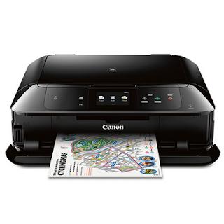 Canon PIXMA MG7720 Printer Driver Download and Setup
