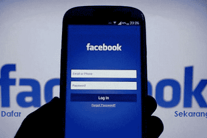 2 Cara Buat akun Facebook Baru lewat HP Android (Email & No)