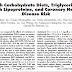 Dietas ricas em carboidratos, lipoproteínas ricas em triglicerídeos e risco de doença cardíaca coronária