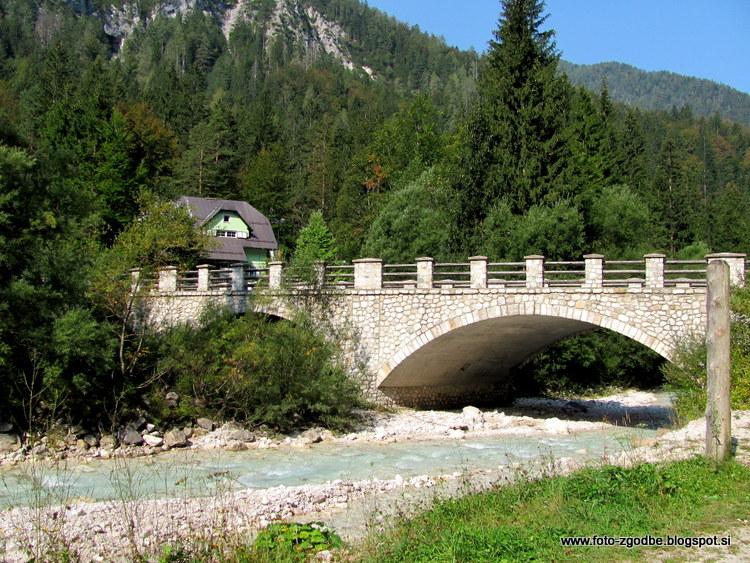 Slovenija, Kranjska Gora, Krnica