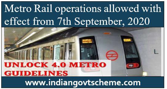 Metro Rail operations