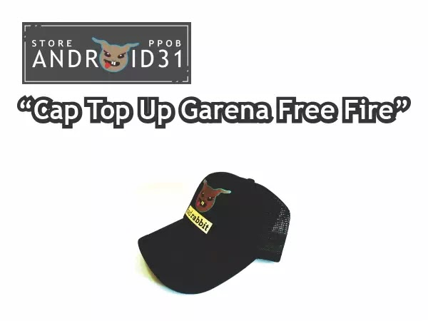 Event Cap Top Up Free Fire Android31 PPOB STORE