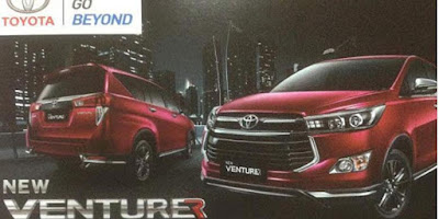 Toyota Innova Venturer, big MPV mewah tanpa lawan