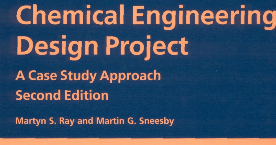 Petroleum Chemical Engineering Design Project Free Download