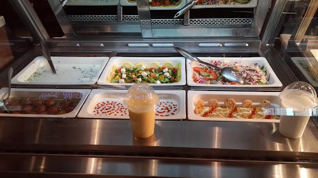 Gezi, Dubai Gezisi, Tur, Yurtdışı, Kisnis Otu, Dubai Mall, Yemek