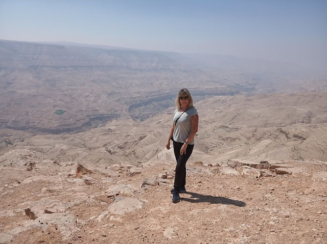 strada dei re nel wadi mujib