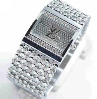 Jual jam tangan LV,Harga jam tangan LV, Jam Tangan LV