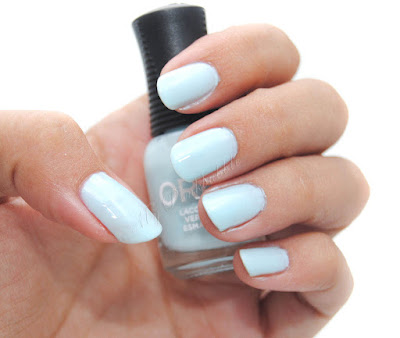 Orly Forget Me not swatch