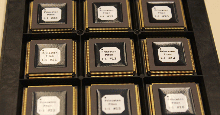 This Open Source 25-Core Processor Chip Scaled Up to 200,000-Core Computer