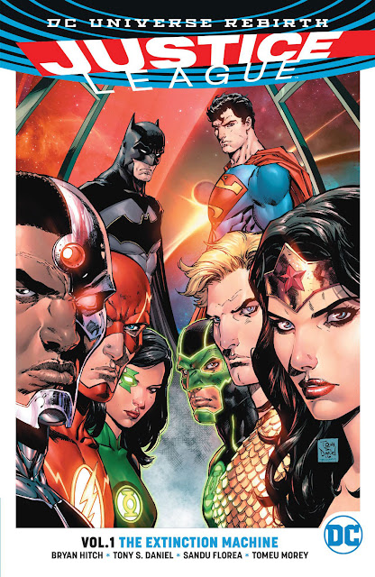 justice league rebirth