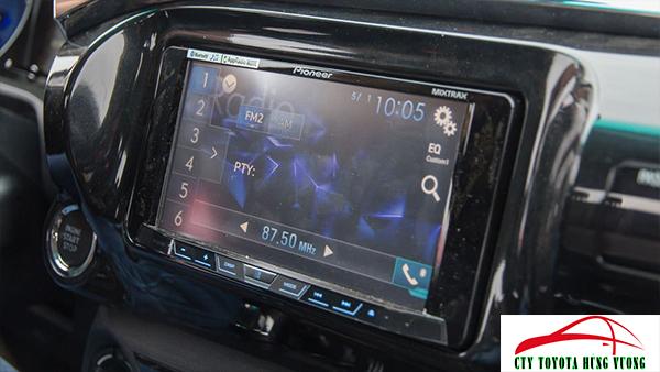 Giá xe, thông số kỹ thuật và đánh giá chi tiết bán tải Toyota Hilux 2018 nhập khẩu - ảnh 33
