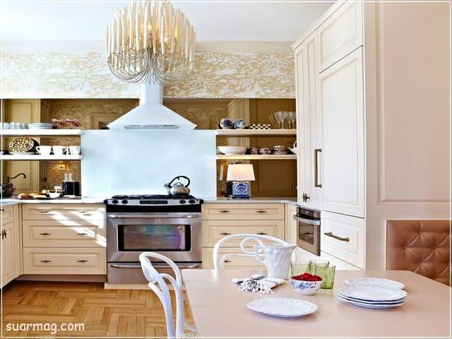 ديكورات مطابخ صغيرة 4   Small kitchen Decors 4