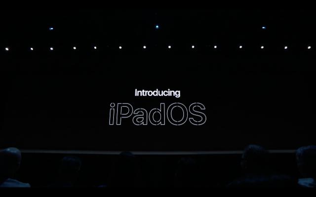 Apple Secara Resmi Mengganti Nama iOS di iPad: Meet iPadOS