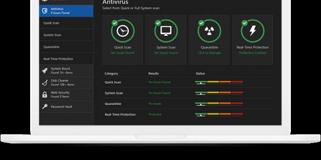 رابط تحميل برنامج ScanGuard المجاني لفحص الويندوز 10