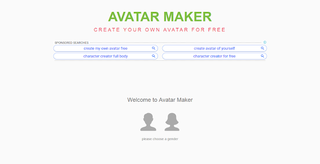 Avatar Face Maker
