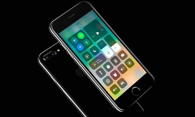 iOS 11 on iPhone