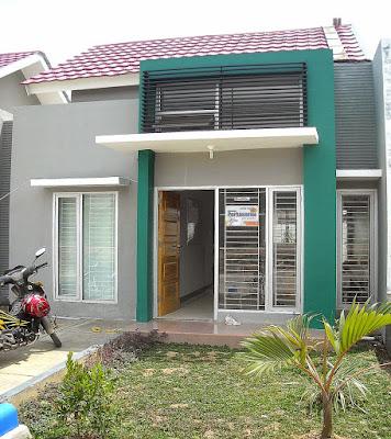 desain teras perumahan minimalis sederhana