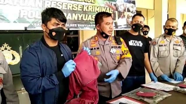 Pelaku DPO Pengeroyok Wartawan Tewas Ditembak Polisi