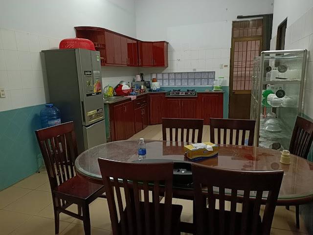 Nhà bếp nhà nguyên căn gần Cảng Cái Mép thị xã Phú Mỹ Bà Rịa Vũng Tàu