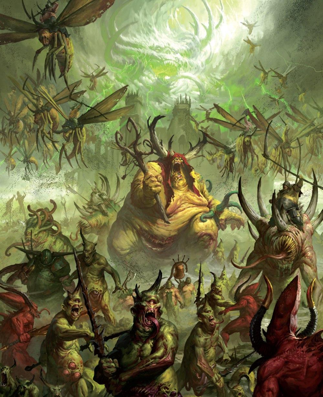 Elder Scrolls Meet Age Of Sigmar Page 9 Spacebattles Forums