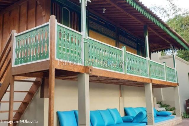 Ubu Villa Jogjakarta