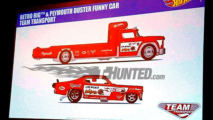 T Hunted Um Prot 243 Tipo Da In 233 Dita S 233 Rie Team Transport Da Hot Wheels