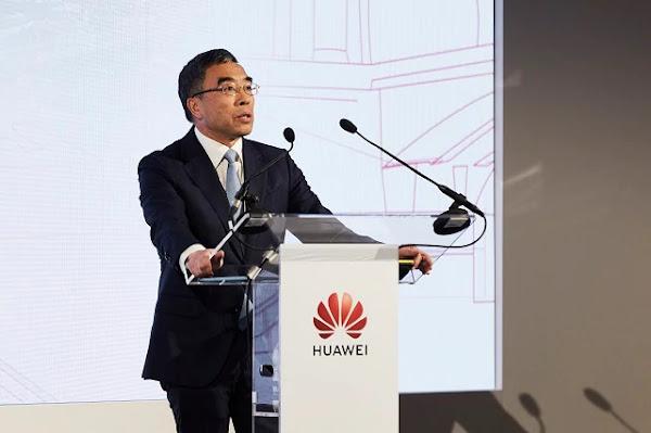 Chairman da Huawei foi um dos oradores em destaque no primeiro dia da edição de 2020 da Web Summit