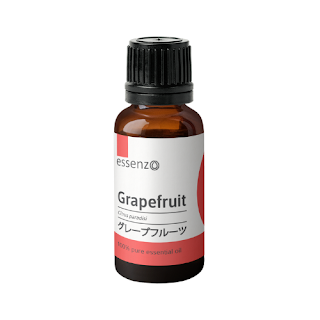 Grapefruit Essential Oil - 10mL