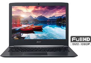 Laptop ACER Aspire S13 (Core i7-6500U)