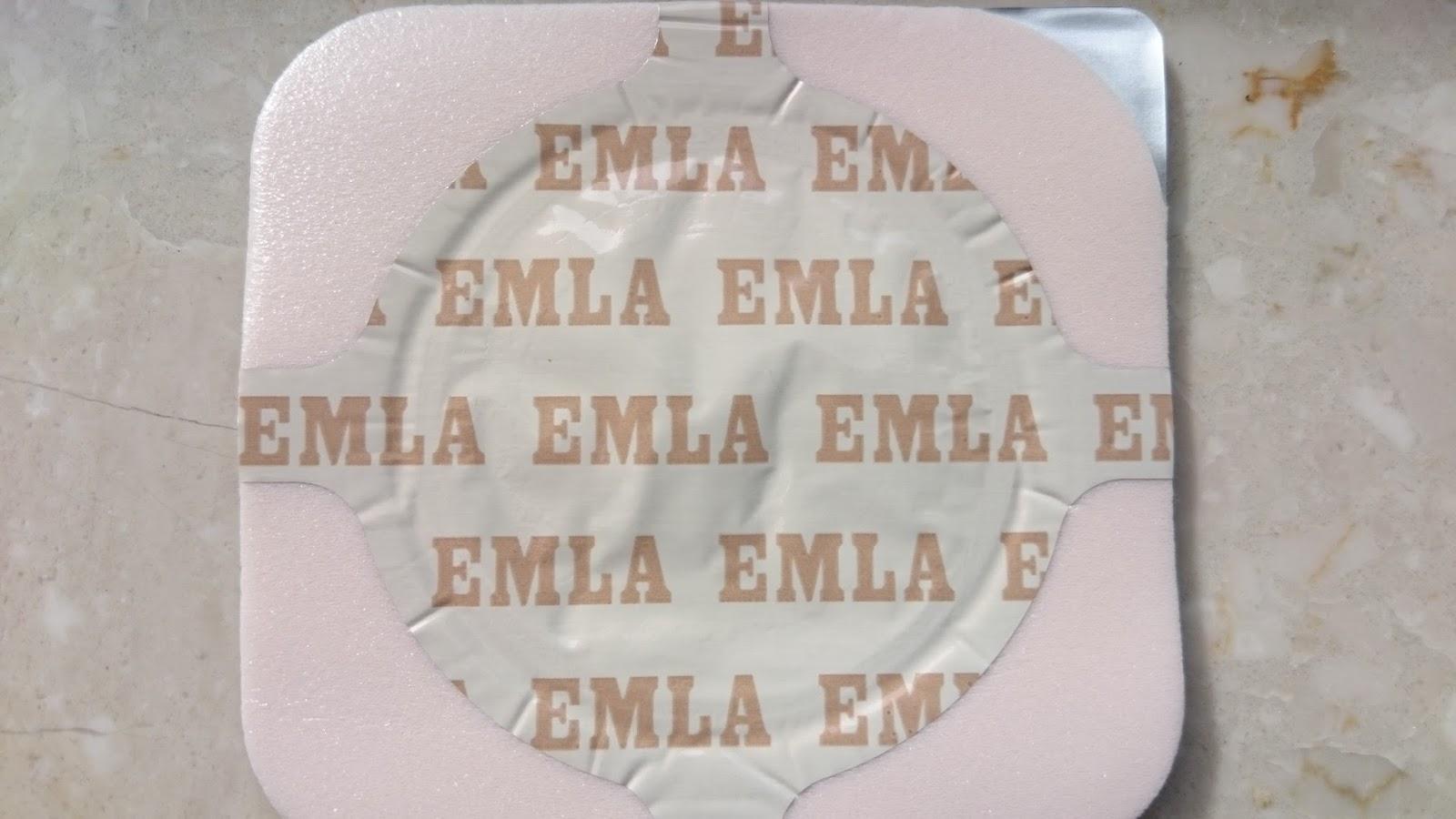 emla plaster