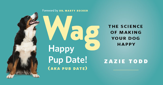 Happy Pup Date for Wag: The Science of Making Your  Dog Happy