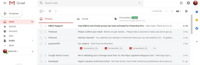gmail tidak bisa menerima email masuk