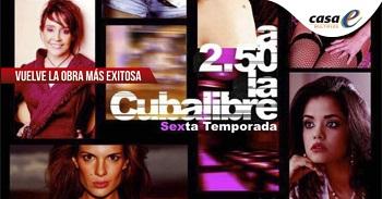 A 2.50 La Cuba Libre 1