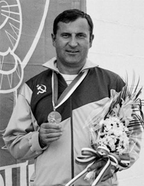 Афанасий Кузьмин олимпиец сборной Латвии