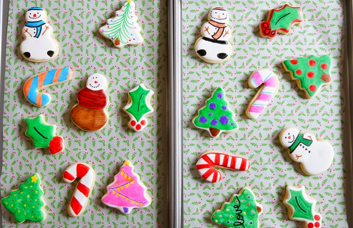 stress-free, mess-free (really!) Cookie Decorating with Kids!