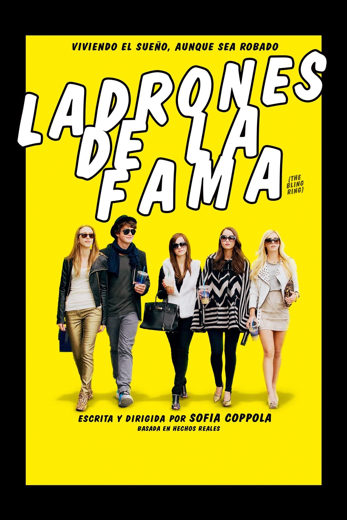 Ladrones De La Fama (2013) 1080p Latino