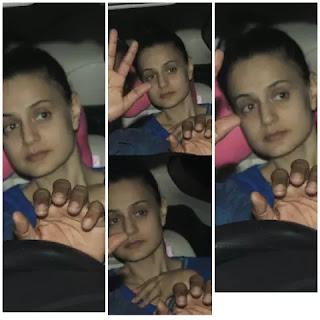 बिना मेकअप के इस अभिनेत्री के चेहरे पर झलक रहा है बुढ़ापा